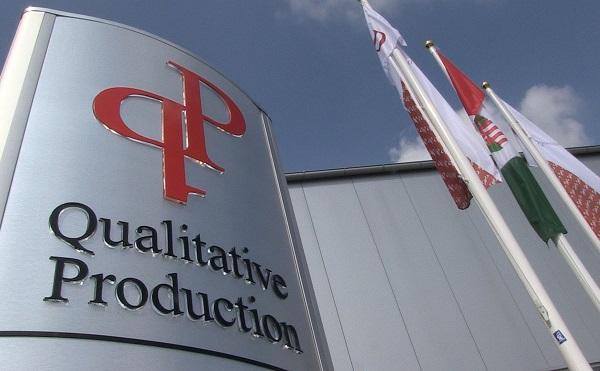 Bővíti üzemét és 120 új munkahelyet hoz létre a győri Qualitative Production