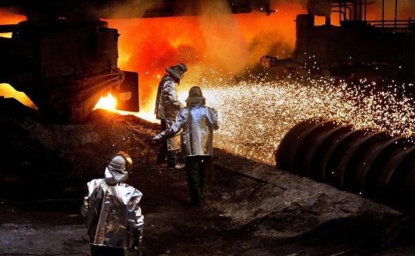 A kormány érdeke az acélipar fennmaradása