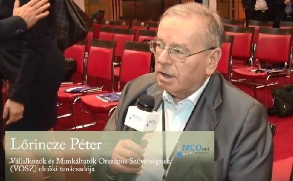 Lőrincze: kitörési pont az export és a turizmus