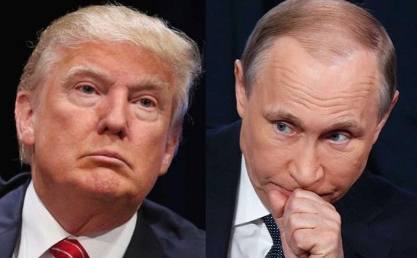 Putyin és Trump tárgyalt a Közel-Keletről