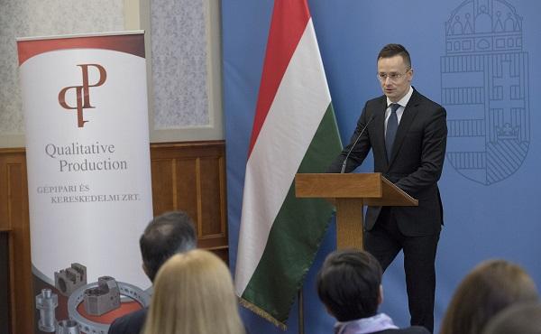 Győri beruházás: 120 új munkahely jön létre