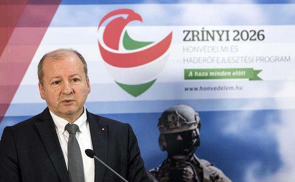 Folytatódik a Magyar Honvédség fejlesztése