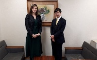 Munkalátogatás a V4+Japán együttműködés jegyében