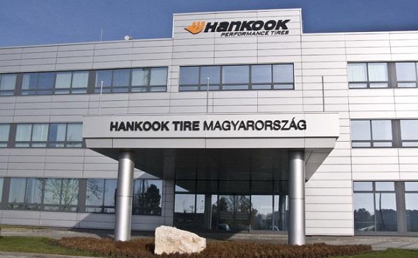 Még idén megkezdi 89 milliárdos fejlesztését a Hankook