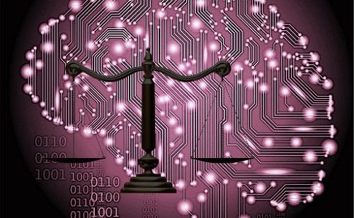 A mesterséges intelligencia belépett a jog területére
