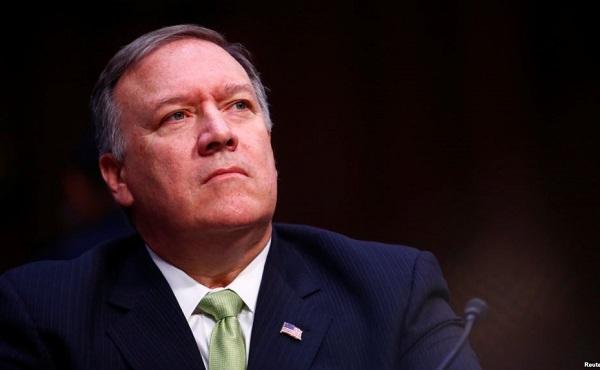 Donald Trump amerikai elnök menesztette Rex Tillersont, Mike Pompeo a külügyminiszter-jelölt
