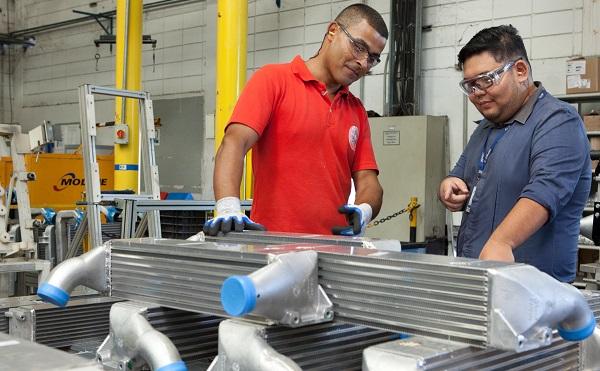 A Modine kapacitásbővítése egy újabb csúcstechnológiát képviselő beruházás