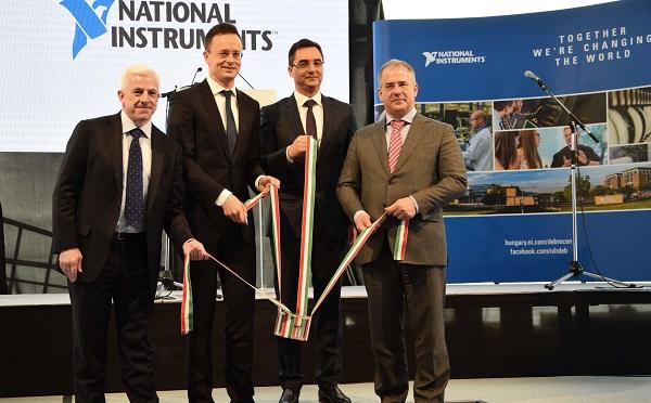 Az NI Hungary Kfty. 21. századi beruházása 250 munkavállaló számára biztosít majd kiemelkedő színvonalú munkahelyet