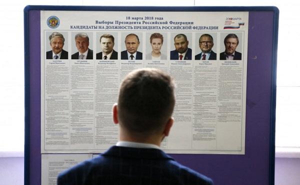 Újraválasztották Putyint