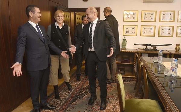 Török-magyar védelmi együttműködés erősítéséről tanácskoztak