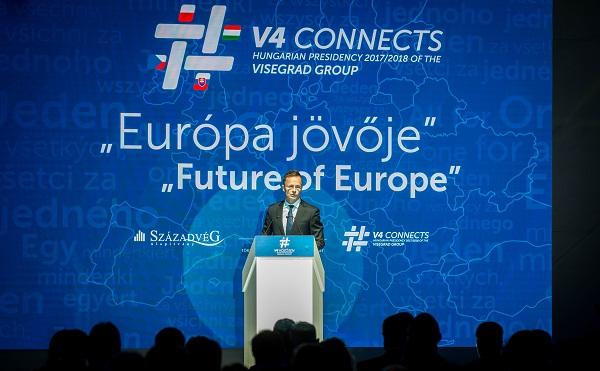 Magyarország érdeke az erős és sikeres Európa