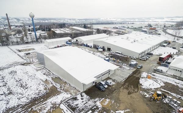 Autóalkatrészeket gyártó üzemet adtak át Bonyhádon