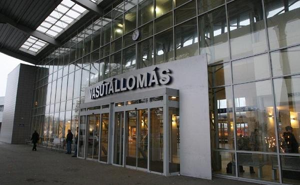 Kormányablak nyílt a nyíregyháza vasútállomáson