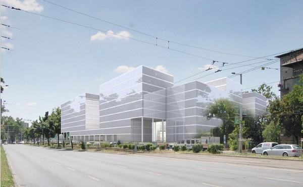 Hamarosan indul az Aréna Business Campus irodakomplexum építése