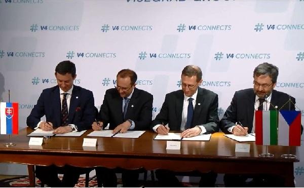 Iparpolitikai együttműködés a V4-ek között