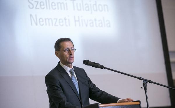 Magyarország érdeke a szellemi tulajdon védelme