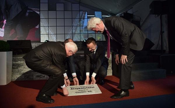 A Viastein Kft. 13,5 milliárd forintból 240 munkahelyet teremt