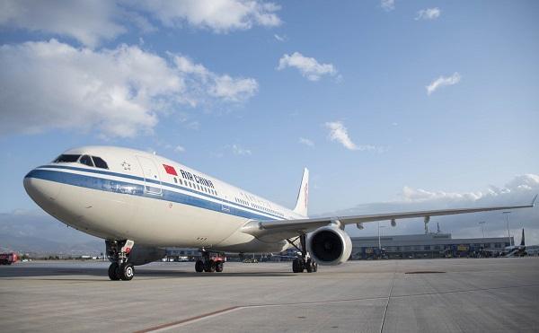 Kínai-magyar légi kapcsolatokról tárgyaltak