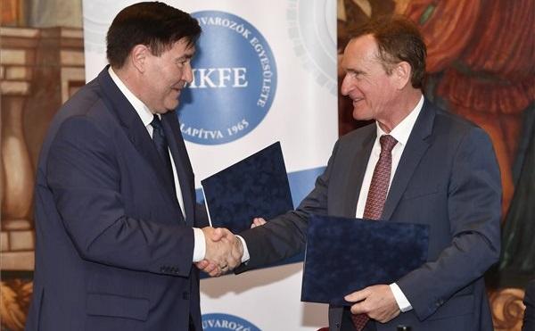 Stratégiai megállapodás a Mol és MKFE között