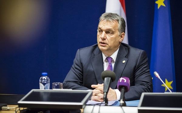 Orbán Viktor kész tárgyalni Brüsszellel
