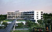 Négycsillagos szálloda épül Nyíregyházán