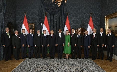 Megalakult a negyedik Orbán-kormány
