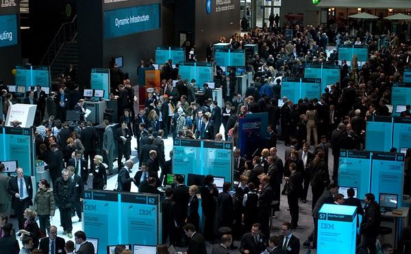 A legnagyobb nemzetközi digitalizációs szakkiállításon vesz részt Magyarország