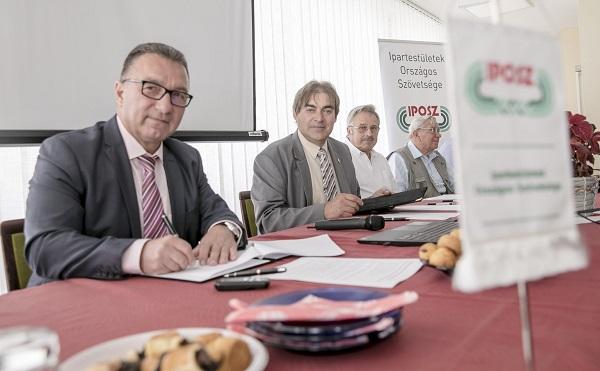 Stratégiai partnerségi megállapodást kötött a Garantiqa és az Iposz