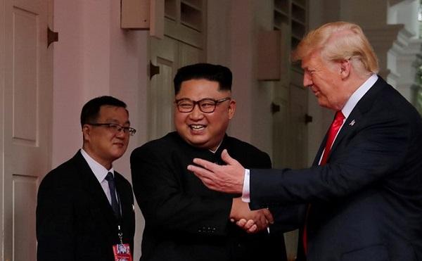 Óvatos elemzések a Trump-Kim csúcstalálkozóról