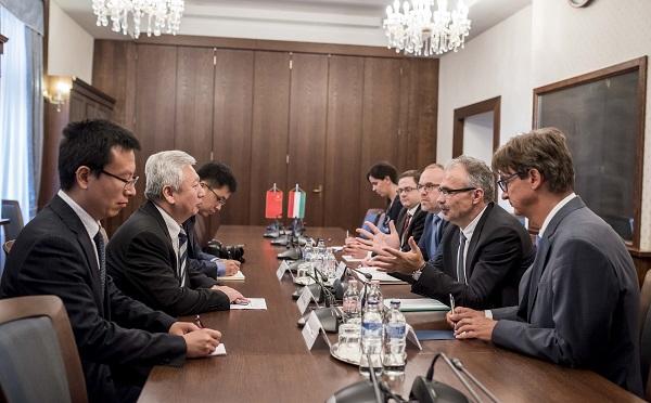 Kiemelt jelentőségű az agrárium Kína és Magyarország között