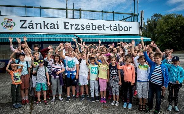 Több gyermek vehet részt az Erzsébet-táborokban