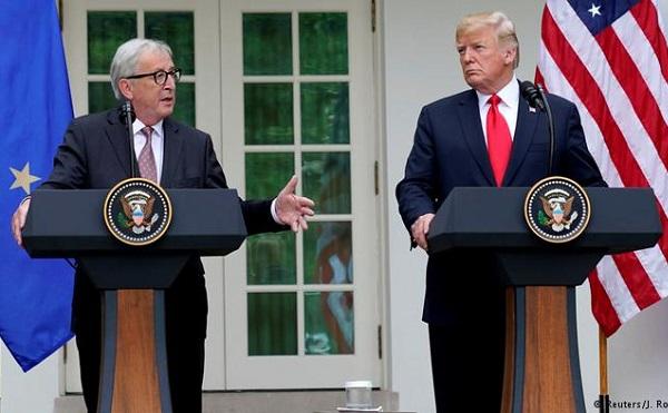 Új szakaszba lép Washington és az EU kapcsolata