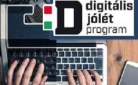 Folyamatos a a Digitális Jólét Program Pontok fejlesztése