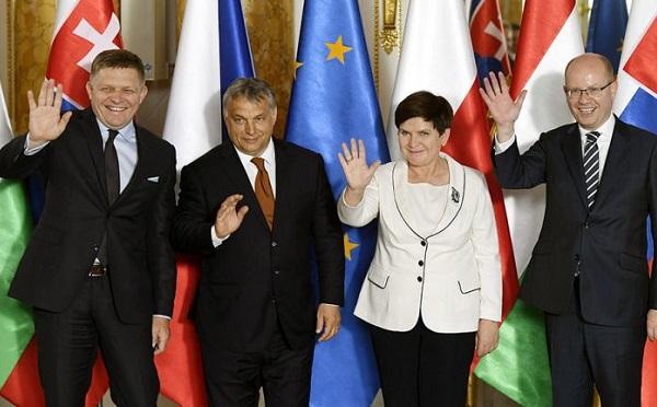 A V4-ek komoly sikert értek el az EU-csúcson
