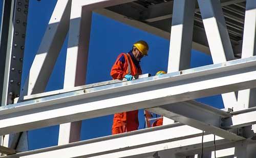Egyre eredményesebb az építőipar