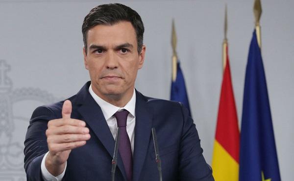 Operatív parancsnokság kezeli a bevándorlást Spanyolországban