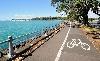Átfogó fejlesztés a balatoni kerékpáros körúton