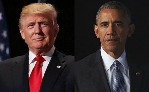 Donald Trump támogatottsága magasabb, mint hivatali elődjéé, Barack Obamáé volt