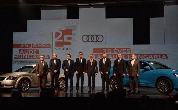 Elektromos járműveket gyárt majd az Audi