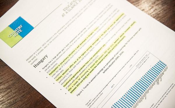Pozitív OECD jelentést tettek közzé