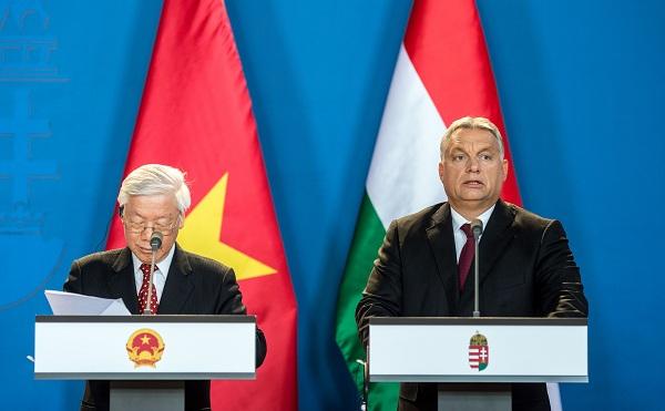Stratégiai partner lesz Magyarország és Vietnám