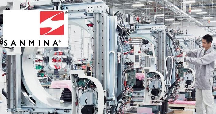 A Sanmina 6,2 milliárd forintból fejleszti tatabányai gyárát