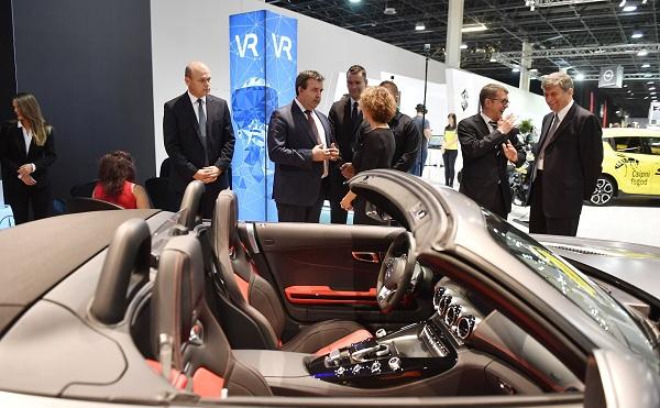 Megnyílt az Automotive Hungary nemzetközi járműipari beszállítói szakkiállítás