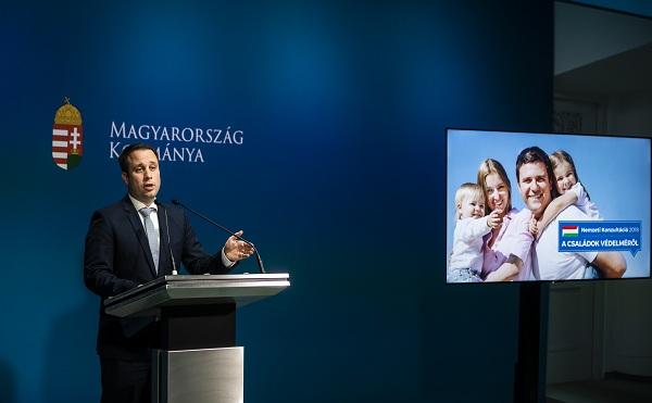 Hamarosan elindul a családok védelméről szóló nemzeti konzultáció