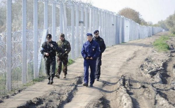 A belbiztonság alapja a külső határok védelme