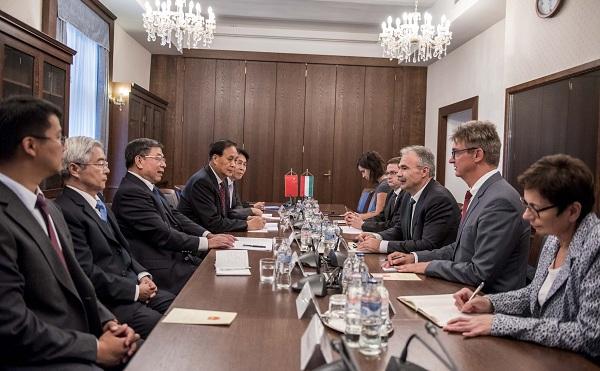 Élénkülnek a kínai-magyar agrárkapcsolatok