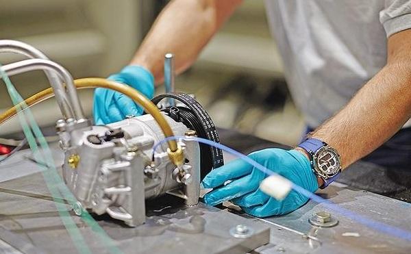 Elektromos kompresszorok gyártása kezdődik Balassagyarmaton