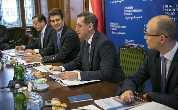 A kormány elé kerül hamarosan a versenyképességi stratégia