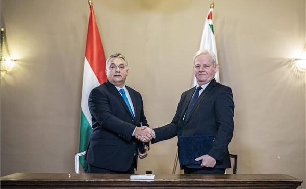 Együttműködési megállapodás a főváros és a kormány között