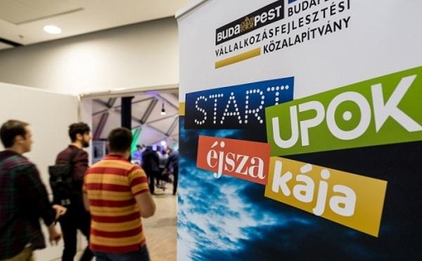 Startupok éjszakája november végén